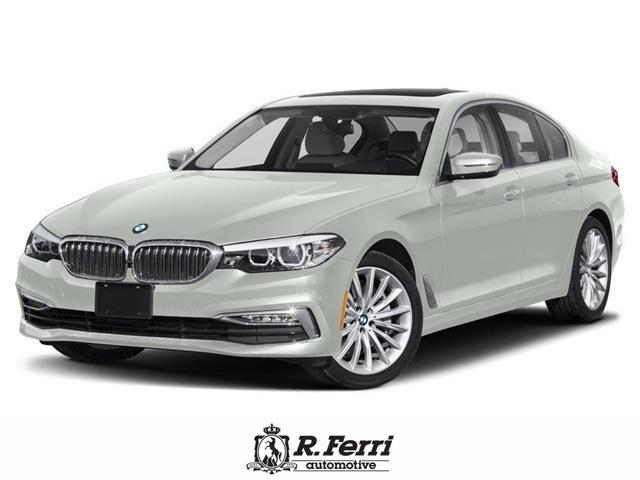 2020 BMW 530i xDrive (Stk: 28989) in Woodbridge - Image 1 of 9