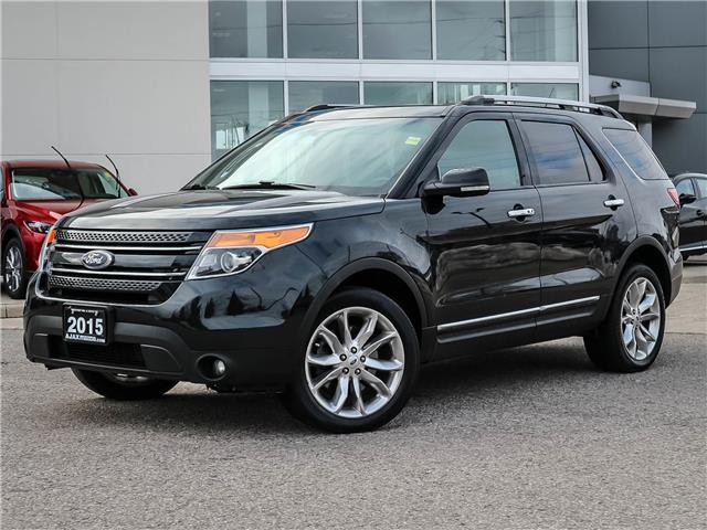 2015 Ford Explorer Limited (Stk: P5367) in Ajax - Image 1 of 24