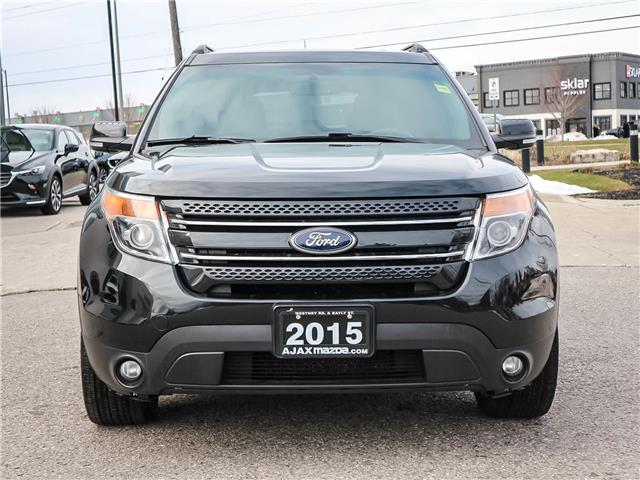 2015 Ford Explorer Limited (Stk: P5367) in Ajax - Image 2 of 24