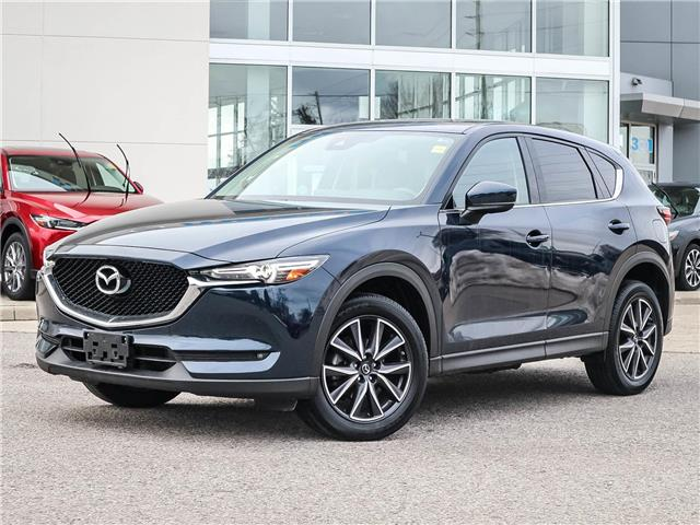 2018 Mazda CX-5 GT (Stk: 19-1725A) in Ajax - Image 1 of 24