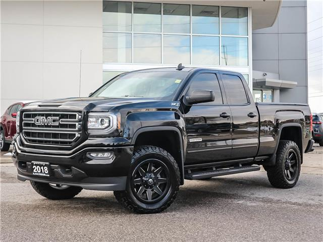 2018 GMC Sierra 1500 SLE (Stk: 19-1828A) in Ajax - Image 1 of 26