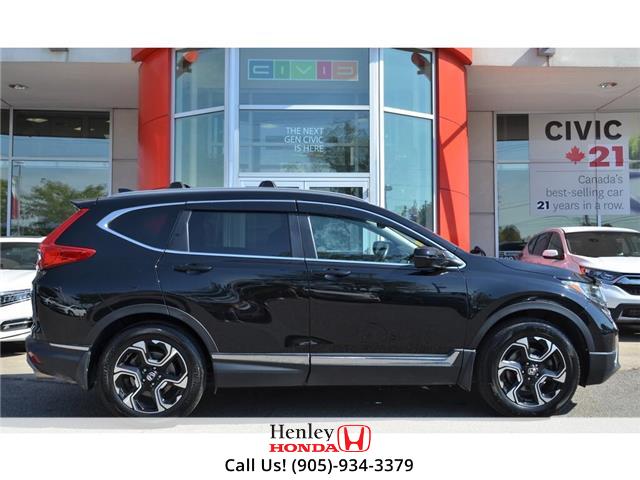 2017 Honda CR-V NAVI | LEATHER | HEATED SEATS | BLUETOOTH | BACK U (Stk: B0891) in St. Catharines - Image 2 of 32