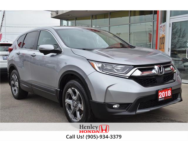 2018 Honda CR-V LEATHER | HEATED SEATS | BLUETOOTH | BACK UP (Stk: B0926) in St. Catharines - Image 1 of 31