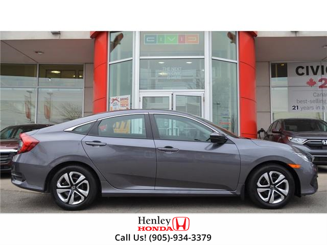 2017 Honda Civic Sedan BLUETOOTH | HEATED SEATS | BACK UP CAMERA | (Stk: R9623) in St. Catharines - Image 2 of 23