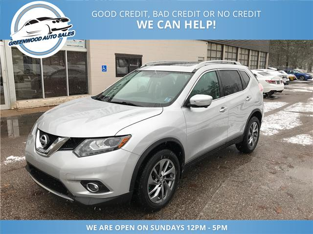 2015 Nissan Rogue SL (Stk: 15-17959) in Greenwood - Image 2 of 16