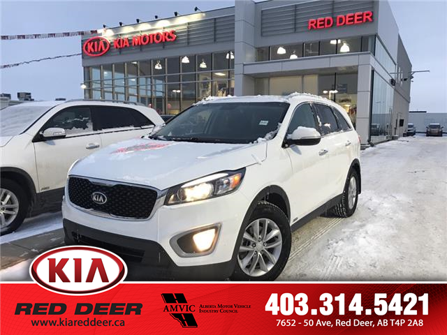 2016 Kia Sorento 3.3L LX + (Stk: 9SR3998A) in Red Deer - Image 1 of 2