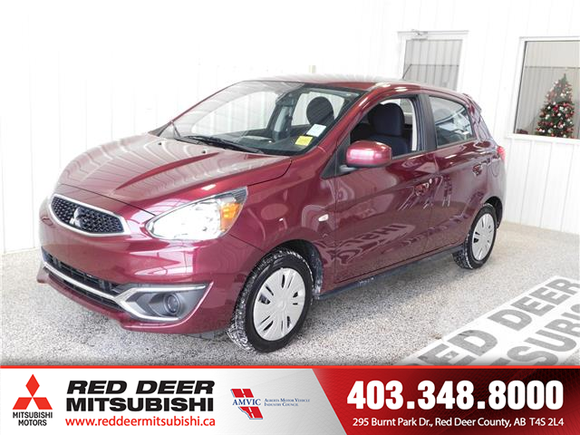 2019 Mitsubishi Mirage ES (Stk: M198351) in Red Deer County - Image 1 of 14
