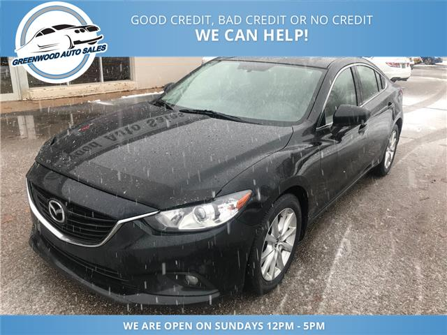 2014 Mazda MAZDA6 GS (Stk: 14-06980) in Greenwood - Image 2 of 12