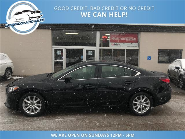 2014 Mazda MAZDA6 GS (Stk: 14-06980) in Greenwood - Image 1 of 12