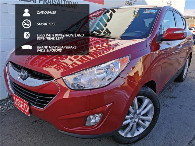 2013 Hyundai Tucson Limited (Stk: H07088A) in North Cranbrook - Image 1 of 16