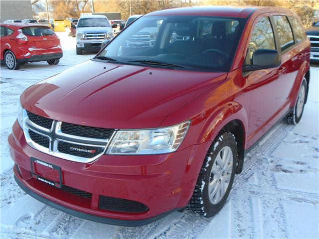 2016 Dodge Journey CVP/SE Plus (Stk: PK1379A) in Cranbrook - Image 1 of 17