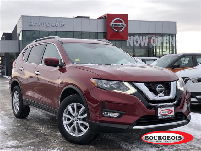2019 Nissan Rogue SV (Stk: R00025) in Midland - Image 1 of 15