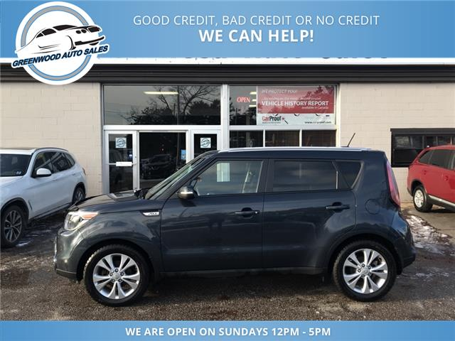 2014 Kia Soul EX+ (Stk: 14-39421) in Greenwood - Image 1 of 12