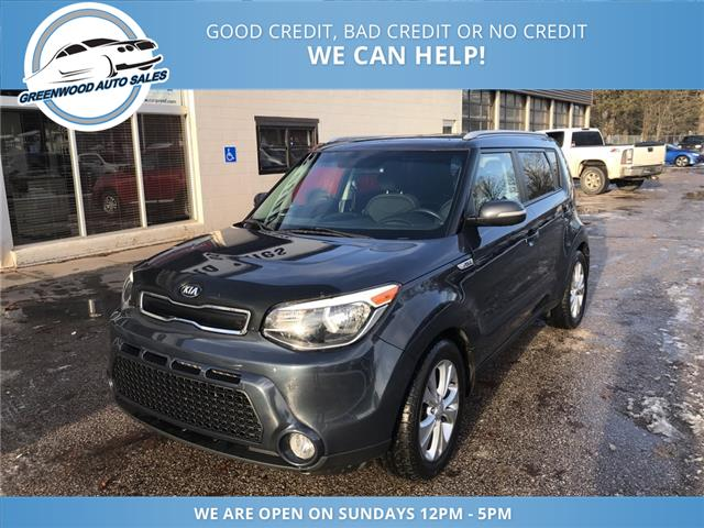 2014 Kia Soul EX+ (Stk: 14-39421) in Greenwood - Image 2 of 12