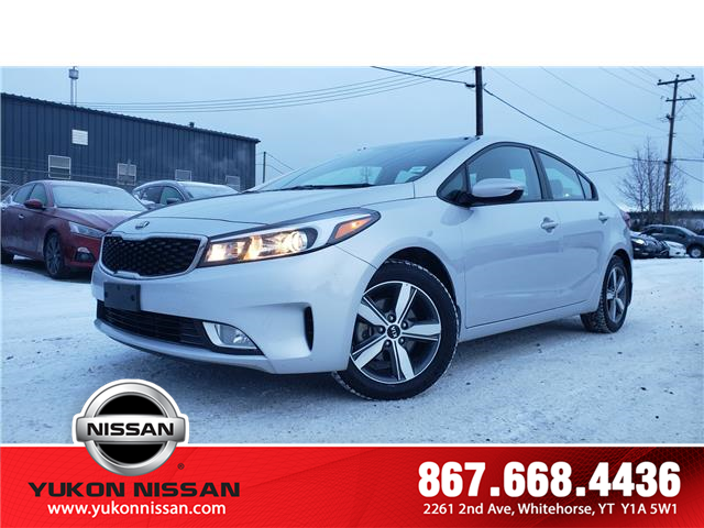 2018 Kia Forte LX+ (Stk: 9F8410A) in Whitehorse - Image 1 of 12