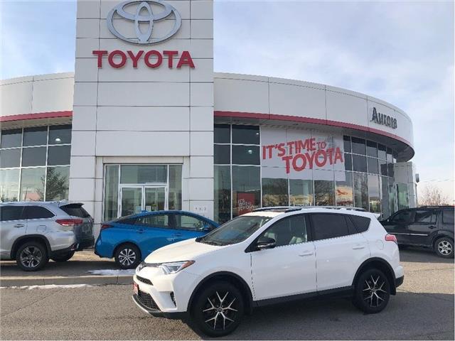 2016 Toyota RAV4 SE (Stk: 314571) in Aurora - Image 1 of 21