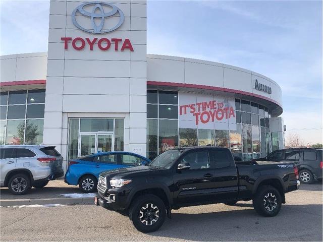 2016 Toyota Tacoma SR5 (Stk: 314981) in Aurora - Image 1 of 20