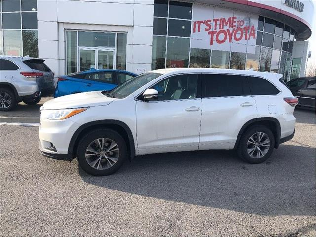 2015 Toyota Highlander LE (Stk: 312291) in Aurora - Image 2 of 15