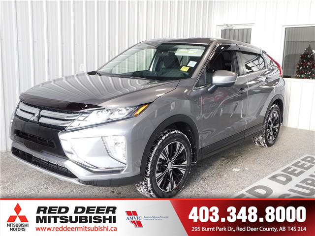 2020 Mitsubishi Eclipse Cross  (Stk: E208456) in Red Deer County - Image 1 of 16
