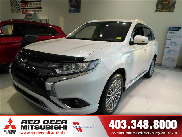 2020 Mitsubishi Outlander PHEV SE (Stk: T208564) in Red Deer County - Image 1 of 13