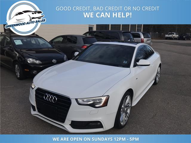 2016 Audi A5 2.0T Progressiv plus (Stk: 16-03673) in Greenwood - Image 2 of 12