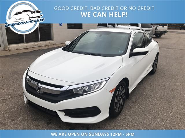 2016 Honda Civic LX (Stk: 16-01458) in Greenwood - Image 2 of 13