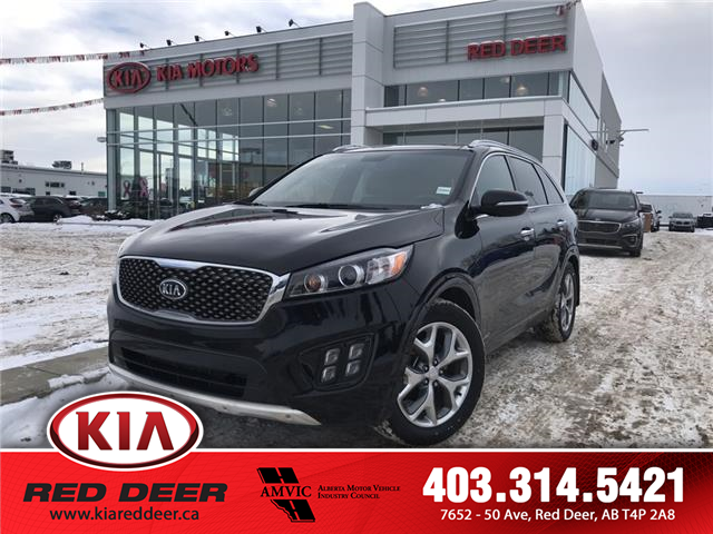 2018 Kia Sorento 2.0L SX (Stk: P7650A) in Red Deer - Image 1 of 27
