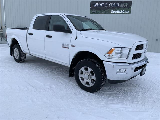 2018 RAM 2500 SLT (Stk: B0072) in Humboldt - Image 1 of 19