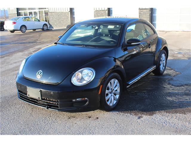 2012 Volkswagen Beetle 2.5L Comfortline (Stk: P1790) in Regina - Image 1 of 15