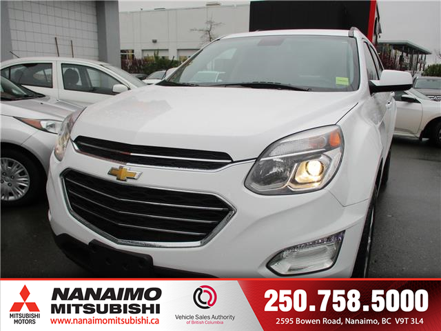 2017 Chevrolet Equinox LT (Stk: LP1687C) in Nanaimo - Image 1 of 11