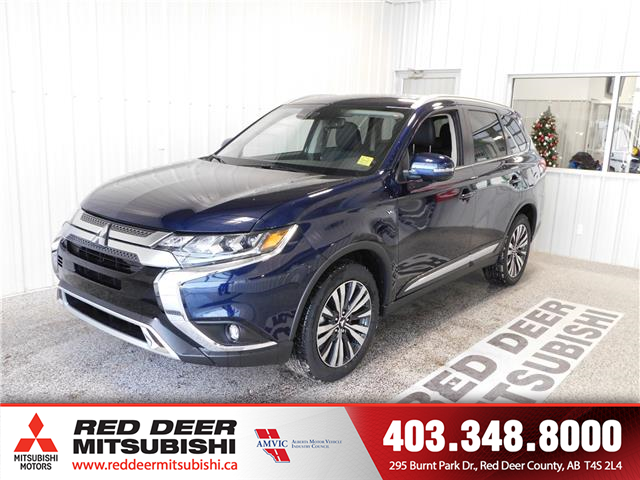 2020 Mitsubishi Outlander GT (Stk: T208587) in Red Deer County - Image 1 of 17