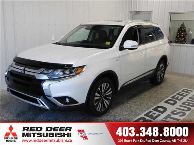 2020 Mitsubishi Outlander GT (Stk: T208554) in Red Deer County - Image 1 of 16