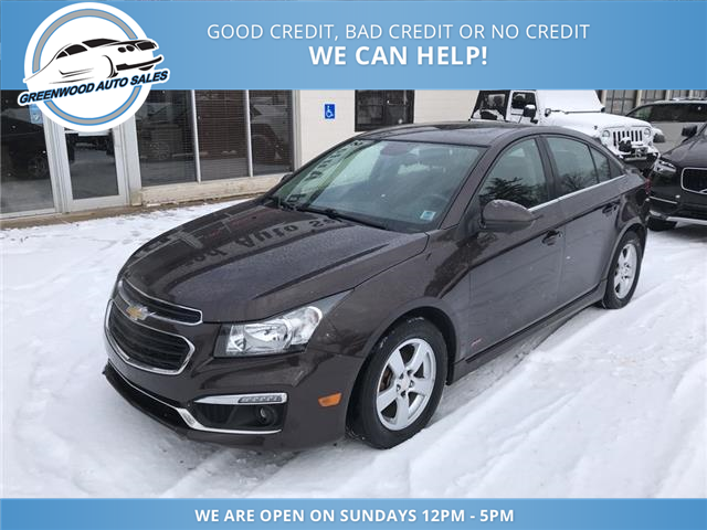 2015 Chevrolet Cruze 1LT (Stk: 15-08511) in Greenwood - Image 2 of 14