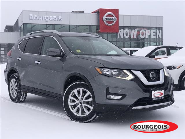 2019 Nissan Rogue SV (Stk: R00026) in Midland - Image 1 of 16
