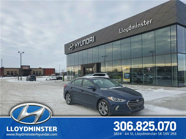 2018 Hyundai Elantra GLS (Stk: P1296) in Lloydminster - Image 1 of 17