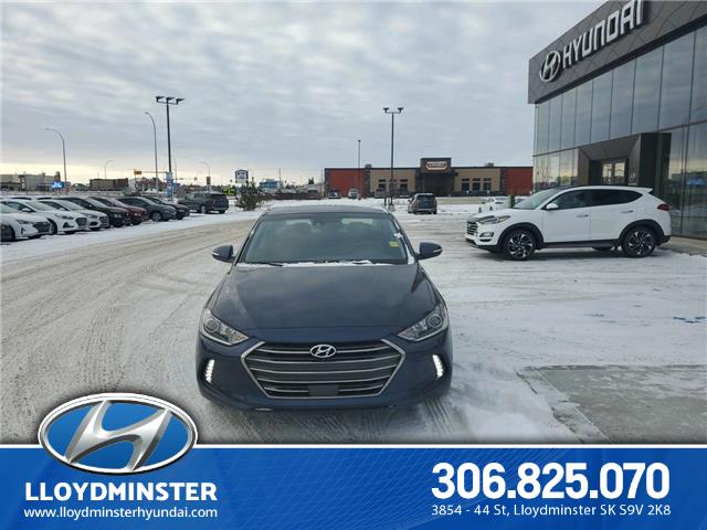 2018 Hyundai Elantra GLS (Stk: P1296) in Lloydminster - Image 2 of 17