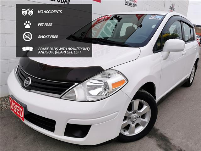 2012 Nissan Versa 1.8 SL (Stk: H41600B) in North Cranbrook - Image 1 of 14
