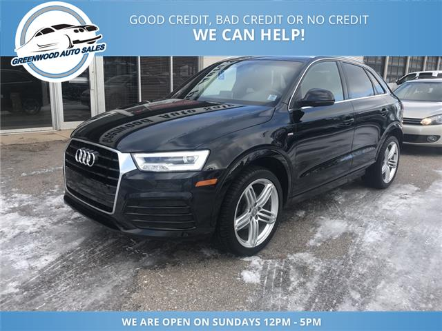 2016 Audi Q3 2.0T Technik (Stk: 16-05037) in Greenwood - Image 2 of 25