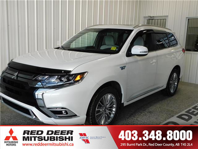 2020 Mitsubishi Outlander PHEV SEL (Stk: T208556) in Red Deer County - Image 1 of 17