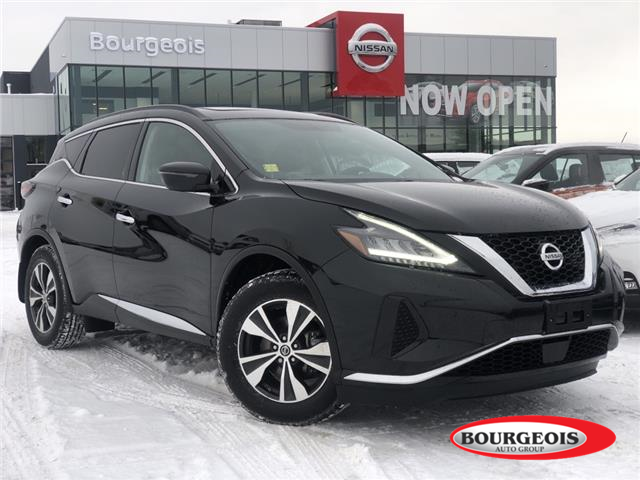 2019 Nissan Murano SV (Stk: R00028) in Midland - Image 1 of 17