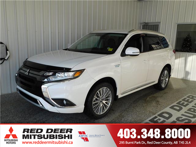 2020 Mitsubishi Outlander PHEV SE (Stk: T208555) in Red Deer County - Image 1 of 16