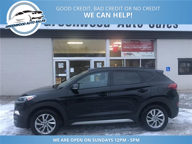 2017 Hyundai Tucson Premium (Stk: 17-60857) in Greenwood - Image 1 of 11
