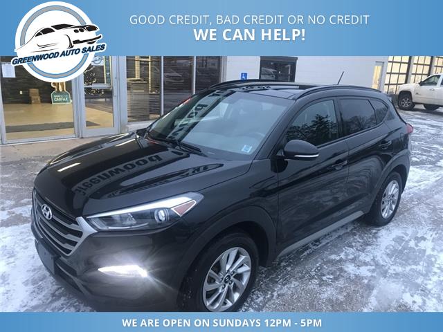 2017 Hyundai Tucson Premium (Stk: 17-60857) in Greenwood - Image 2 of 11