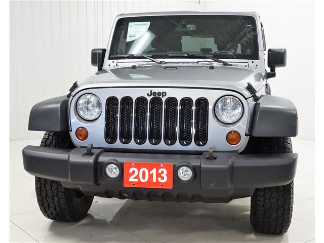 2013 Jeep Wrangler Unlimited Rubicon (Stk: P5586B) in Sault Ste. Marie - Image 1 of 24