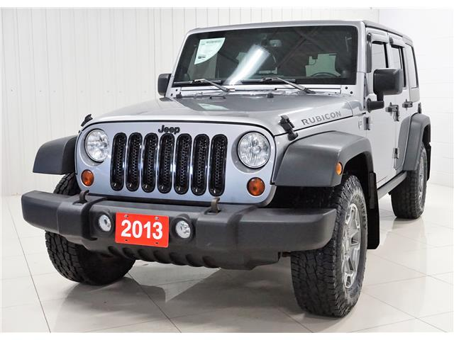 2013 Jeep Wrangler Unlimited Rubicon (Stk: P5586B) in Sault Ste. Marie - Image 2 of 24