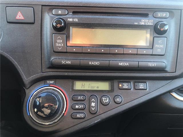 2014 Toyota Prius C  (Stk: 307411) in Aurora - Image 2 of 17