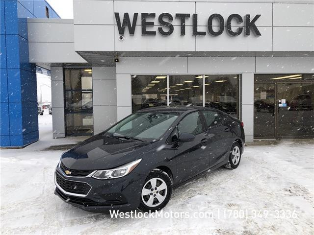 2016 Chevrolet Cruze LS Auto (Stk: 19T53Y) in Westlock - Image 1 of 16