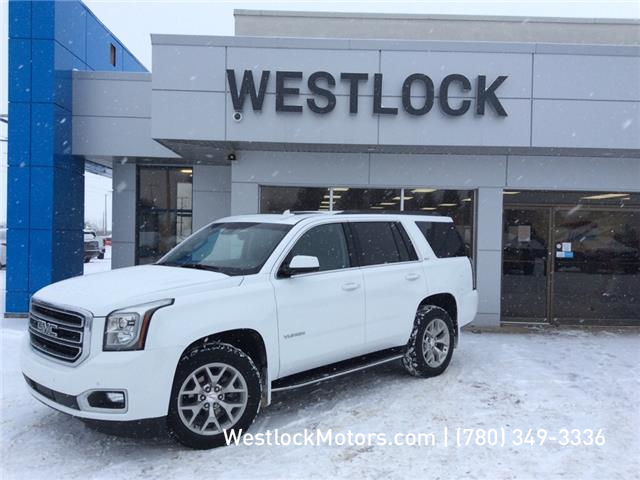 2018 GMC Yukon SLT (Stk: T1934) in Westlock - Image 1 of 16