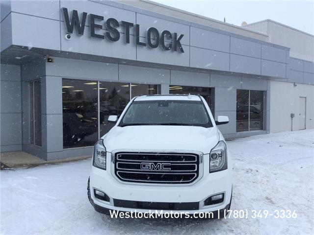 2018 GMC Yukon SLT (Stk: T1934) in Westlock - Image 2 of 16