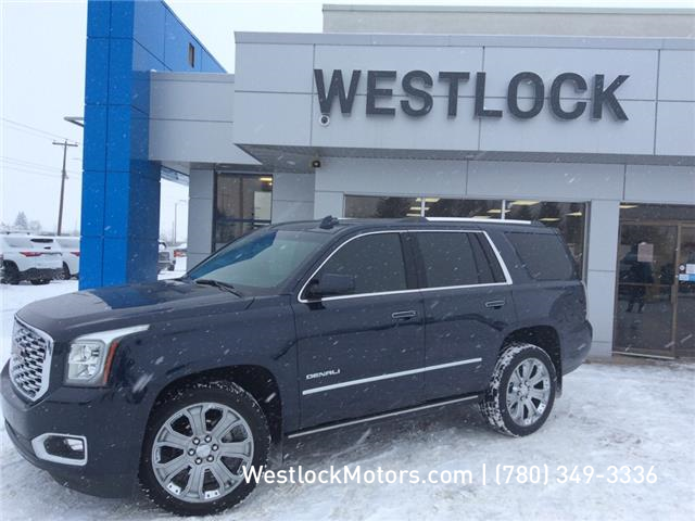 2018 GMC Yukon Denali (Stk: T1937) in Westlock - Image 1 of 19